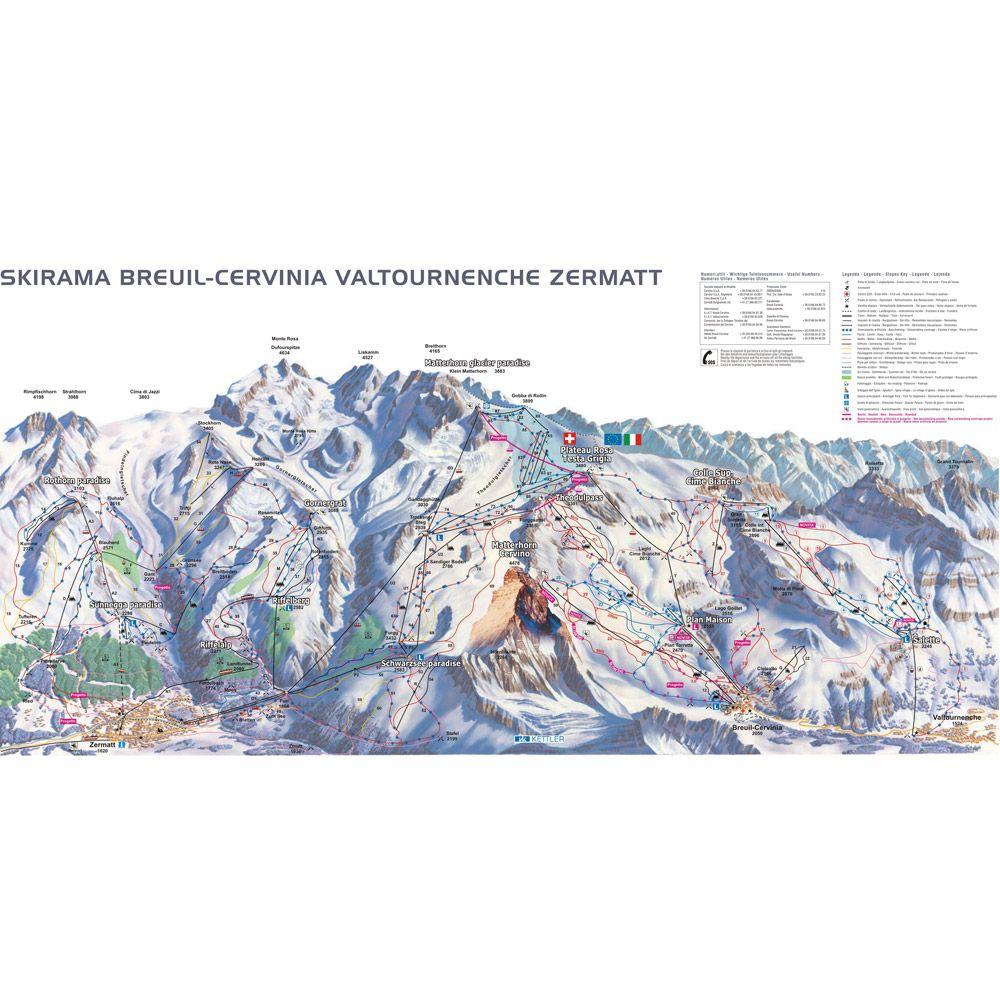 Breuil Cervinia Valtournenche - Breuil-Cervinia - Valtournenche - Zermatt Valtournenche