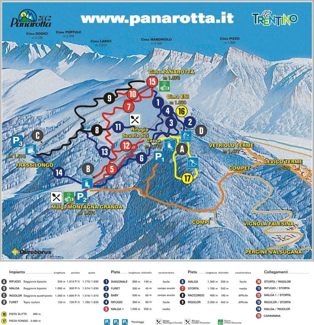 Panarotta 2002 Levico Terme