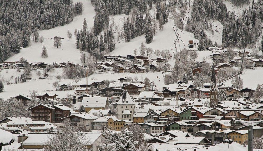 Kitzbühel In winter - Kitzbuehel Tirol