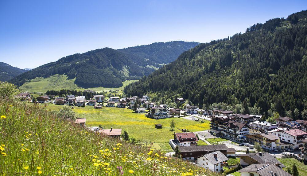 Gerlos Dorf - Gerlos Tirol