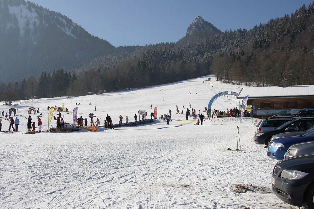 Kreuth - Hirschberglifte, Kirchberglifte Kreuth