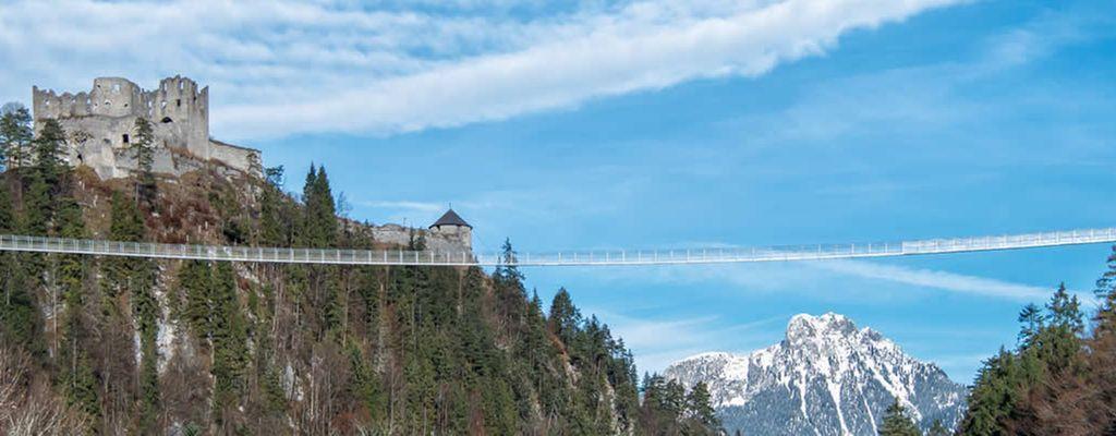 highline 179 - Naturparkregion Reutte Tirol