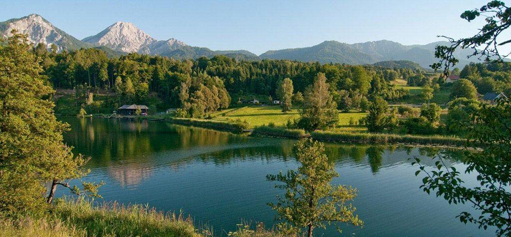 Aichwaldsee - Faaker See Faaker See