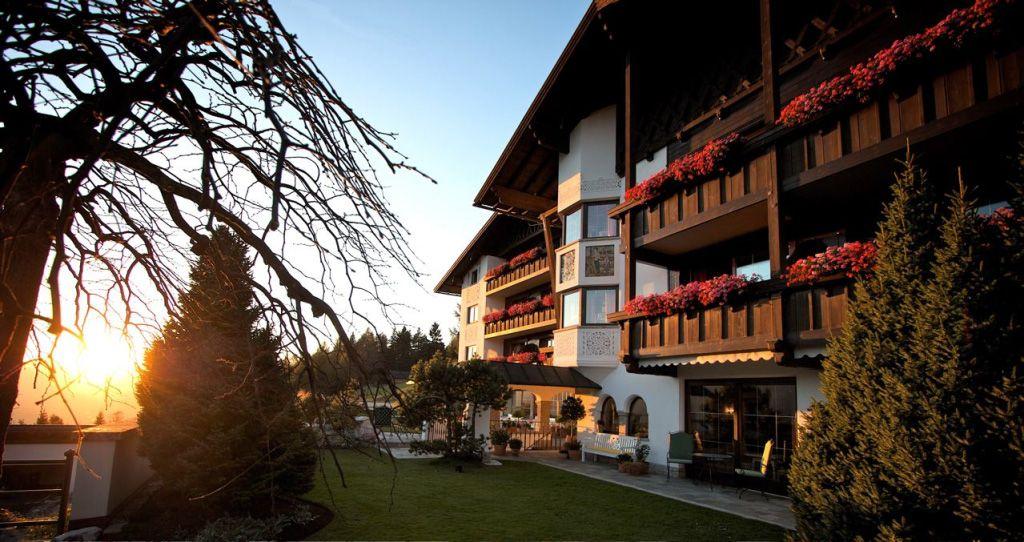 Hotel Laerchenhof Natur Moesern