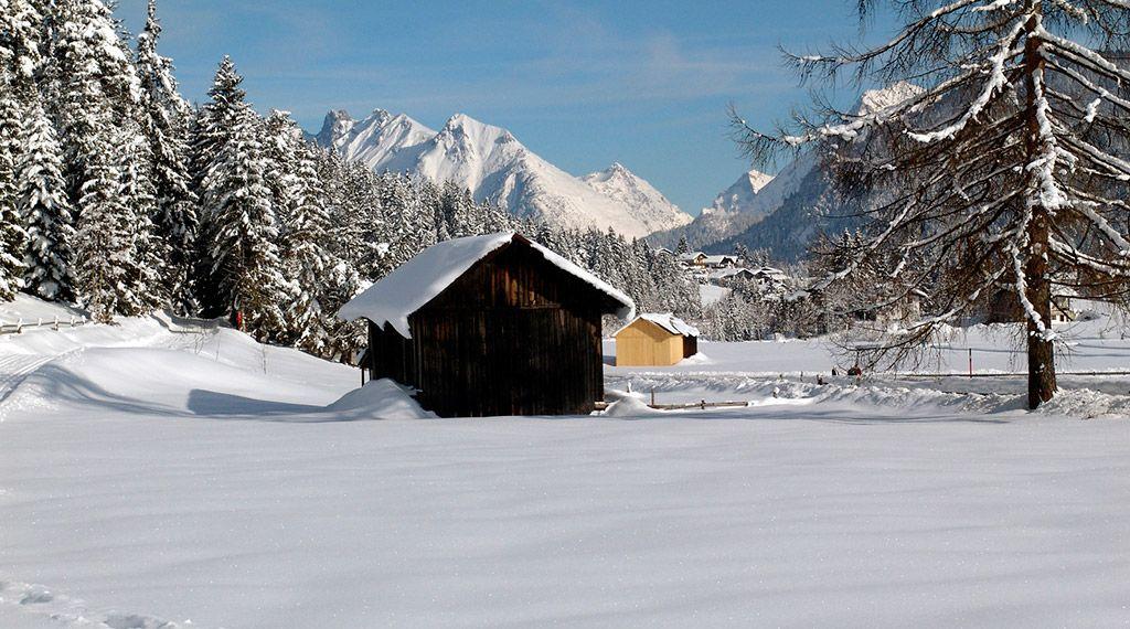 Mösern - © Olympiaregion Seefeld - Moesern Tirol