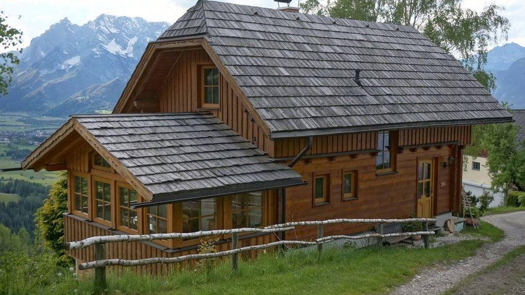 Bio Erlebnis Bauernhof Thonnerhof Bergregion Grimming