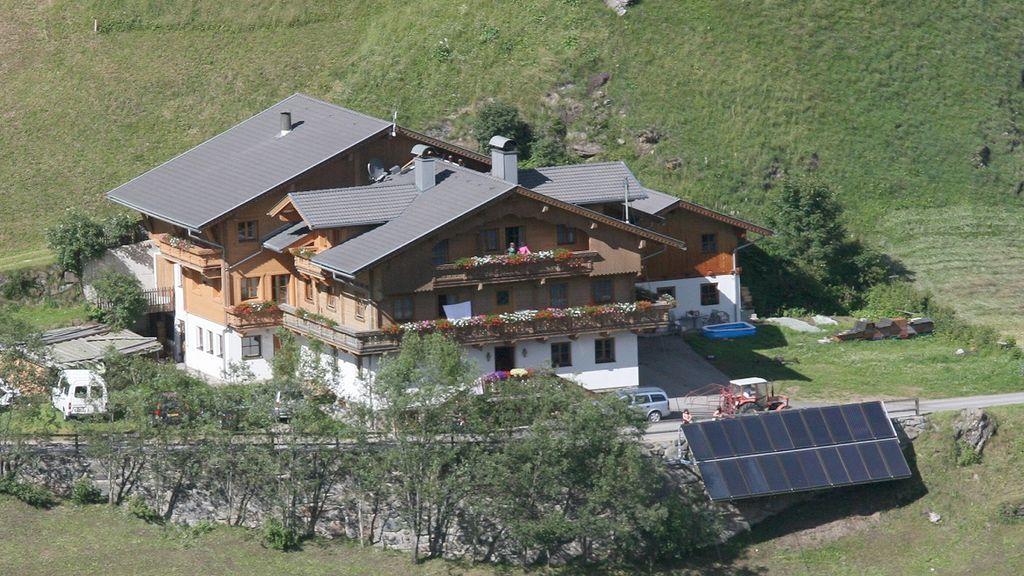 Flugaufnahme Haus Gutwenger