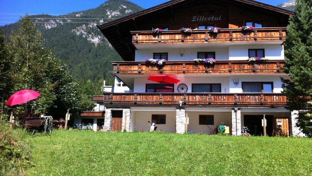 Haus Zillertal Maurach am Achensee