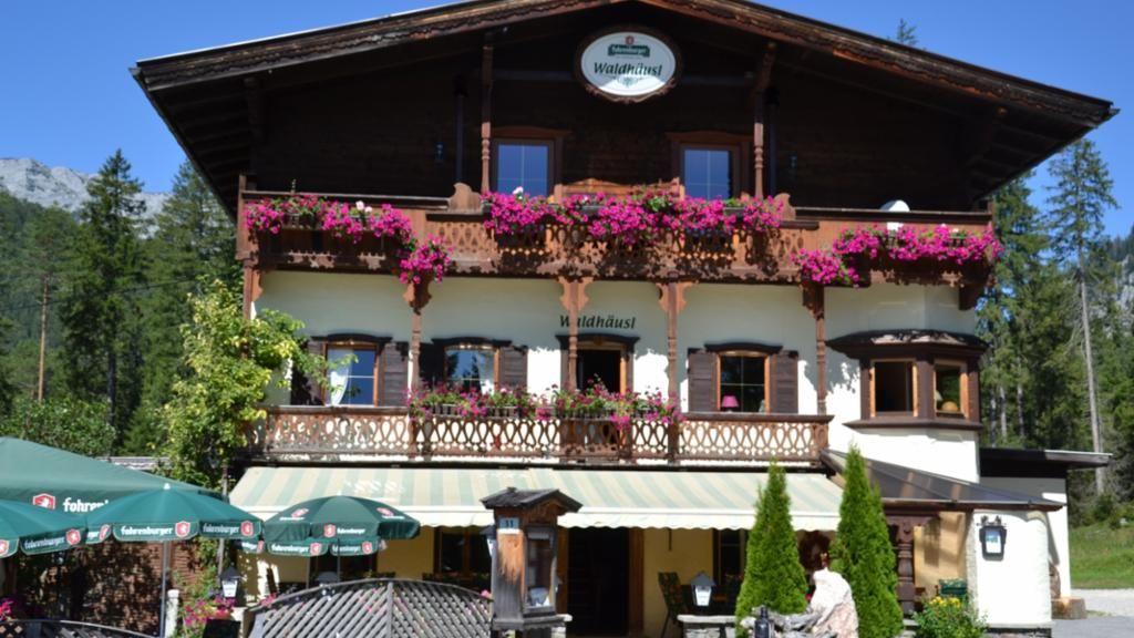 Haus Waldhaeusl Steinberg am Rofan