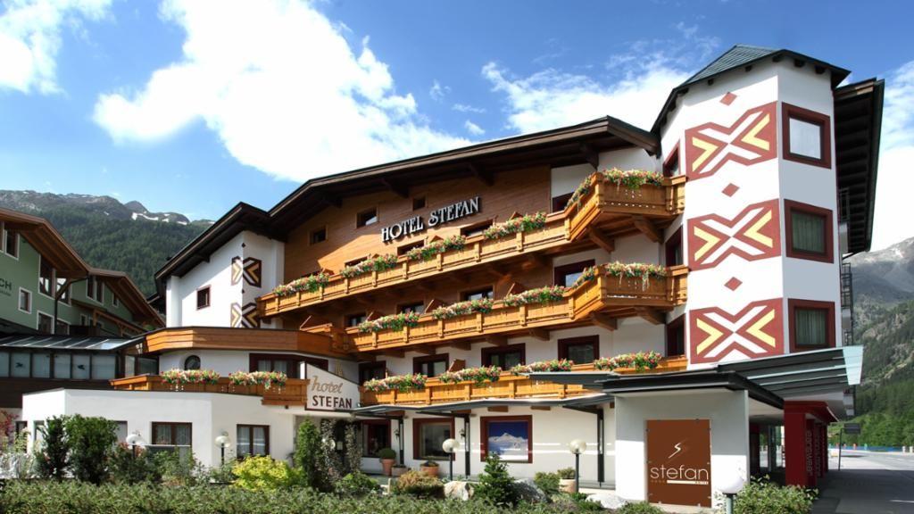 Hotel Stefan Soelden