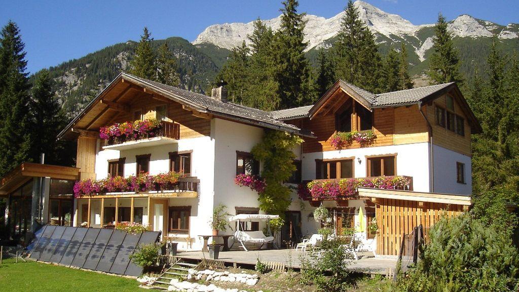 Ferienappartementhaus Margreiter - Achensee Steinberg am Rofan