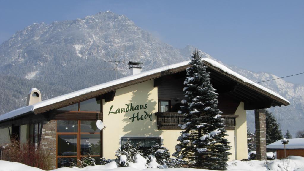 Winter-Landhaus Hedy - Landhaus Hedy Heiterwang
