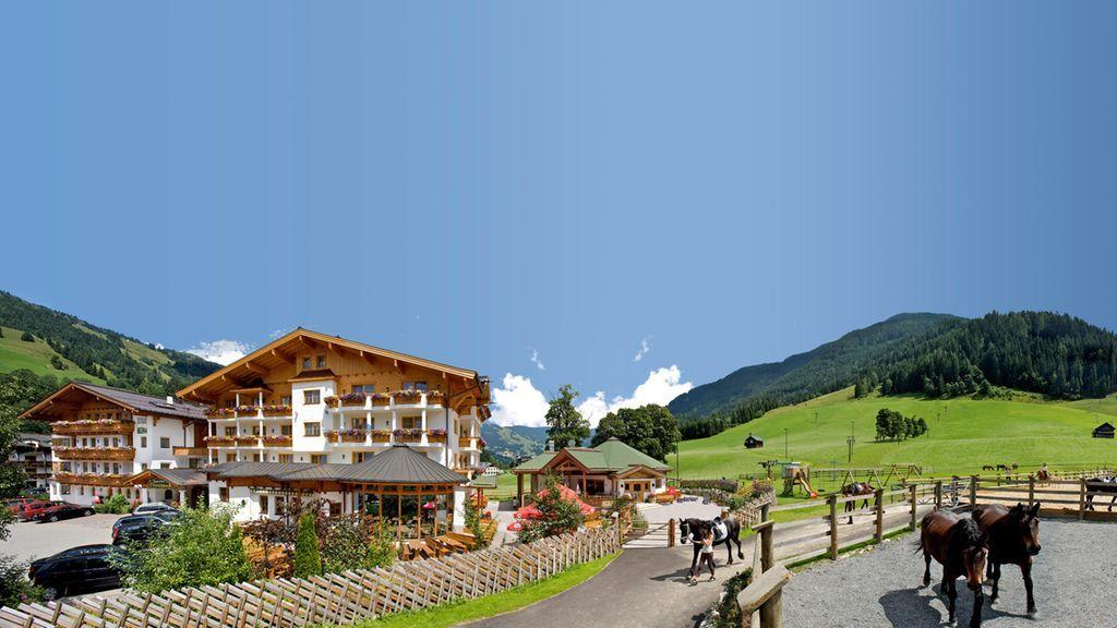 Bauernhof****Hotel Oberschwarzach Saalbach-Hinterglemm