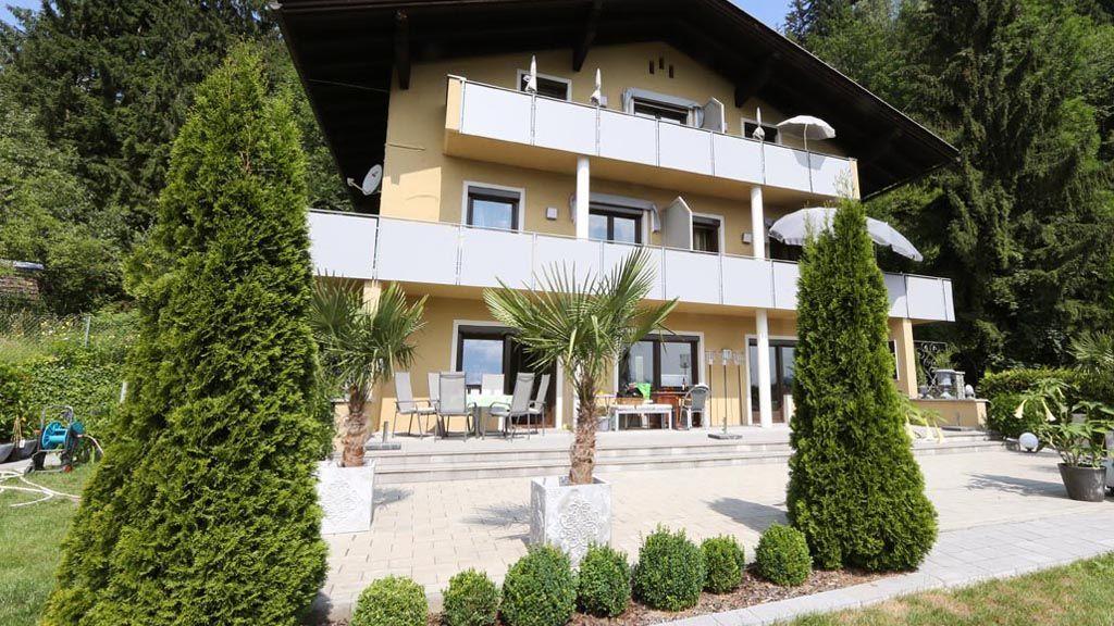 Appartements Waldvilla Linder Steindorf am Ossiacher See