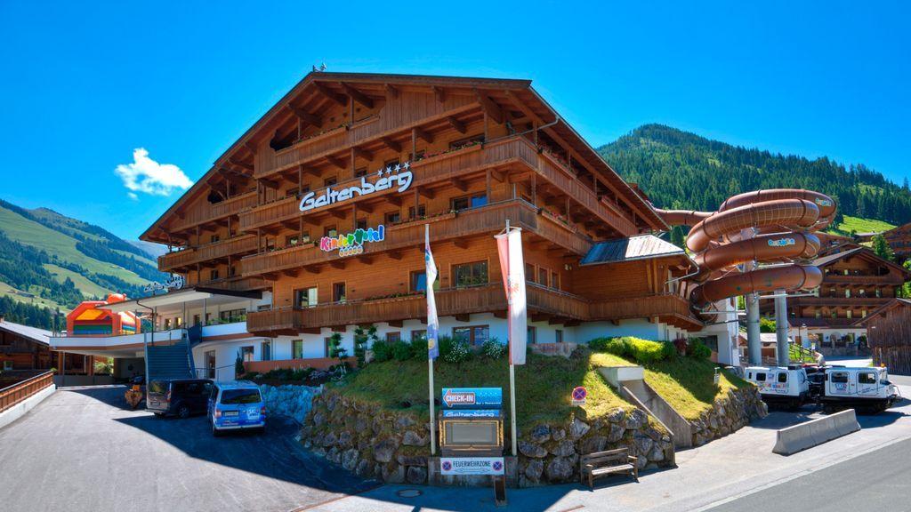 4*S Galtenberg Family & Wellness Resort, Alpbach – Welcome