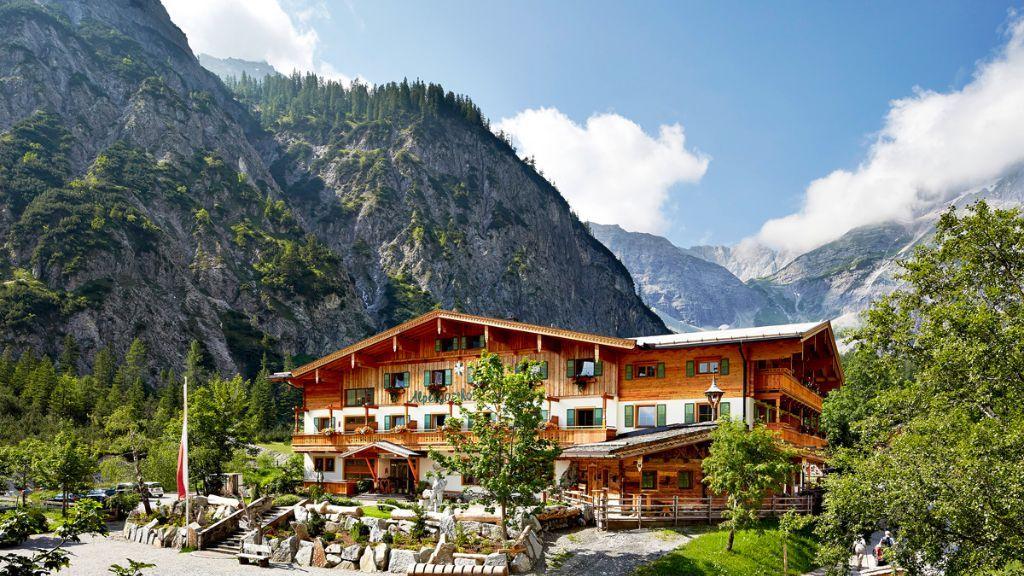Gramai Alm - Alpengasthof Gramai Pertisau am Achensee