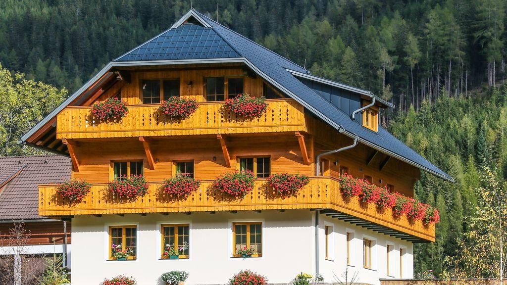 Spätsommer - Bauernhof Hoferbauer Bad Kleinkirchheim