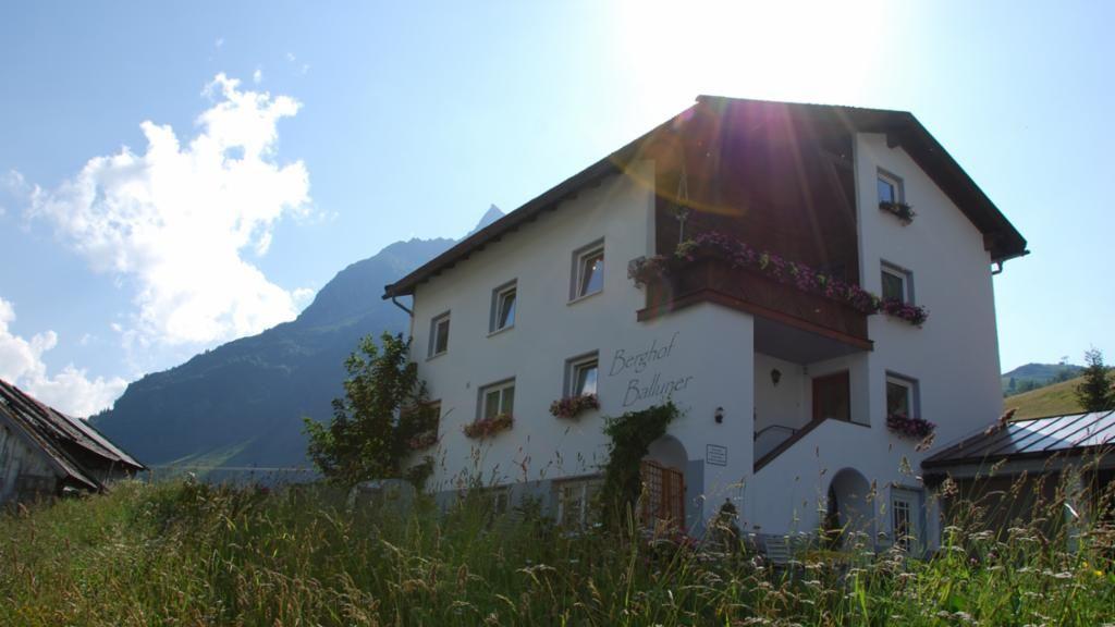 Berghof Balluner Galtuer