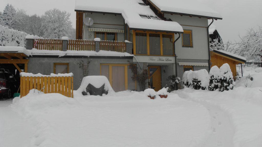 Winterzeit - Ferienwohnungen HAUS LIVIA St. Urban