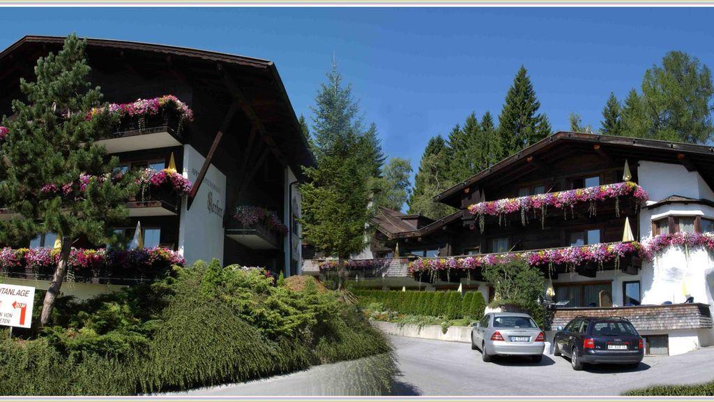 Haus Sommer - Appartementanlage Kerber Tirol Seefeld