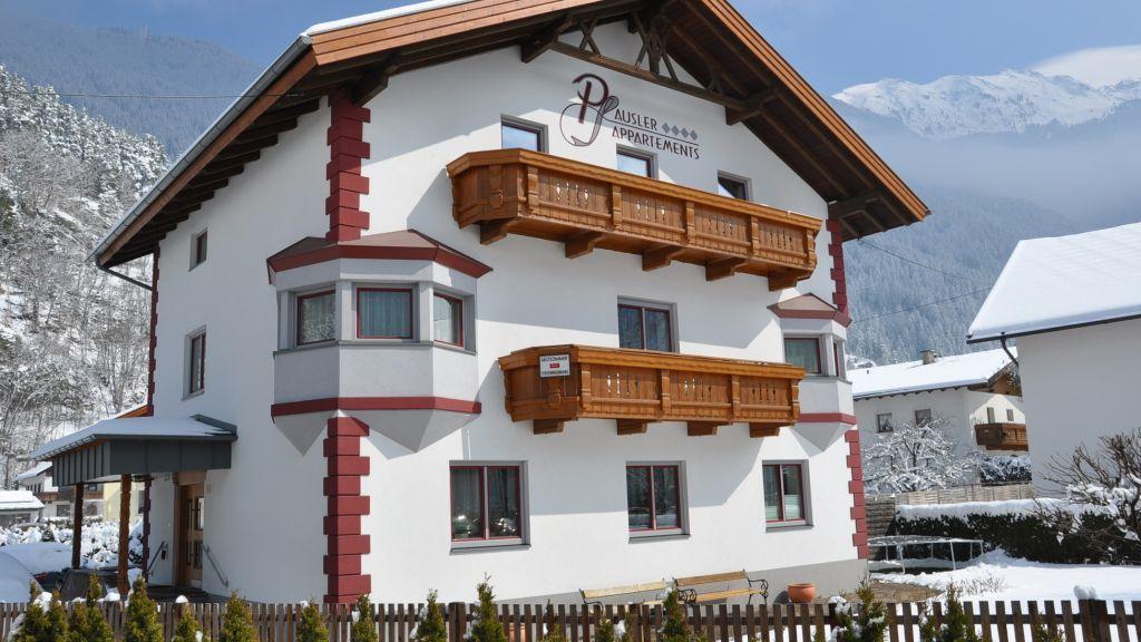 Appartements Pfausler Oetz - Appartements Ferienwohnungen PFAUSLER Oetz Oetz