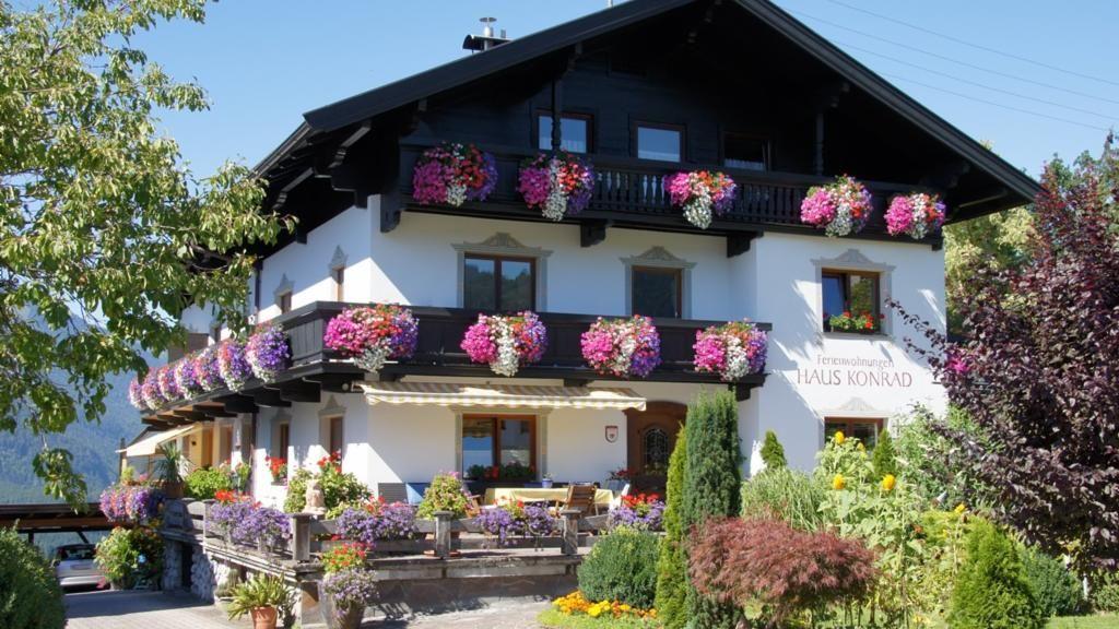 Haus Konrad im Sommer - Haus Konrad Reith im Alpbachtal