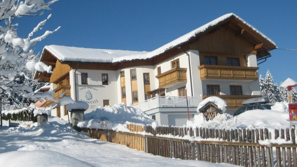 Hotel - Appartement Kristall Nassfeld - Hermagor - Pressegger See