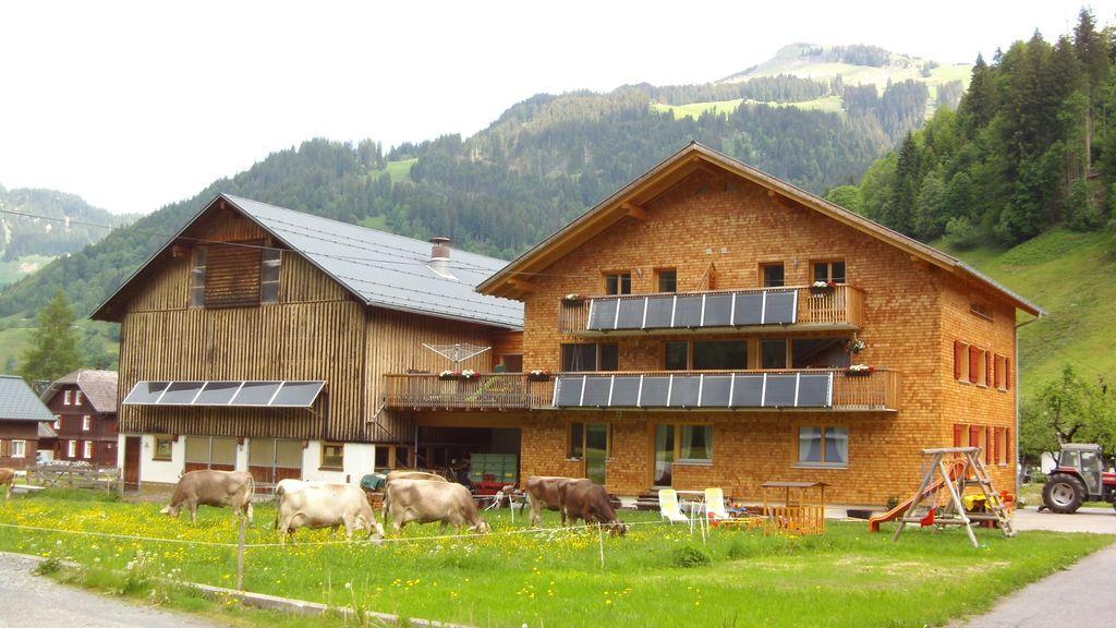 Familienbauernhof Kohler Schoppernau