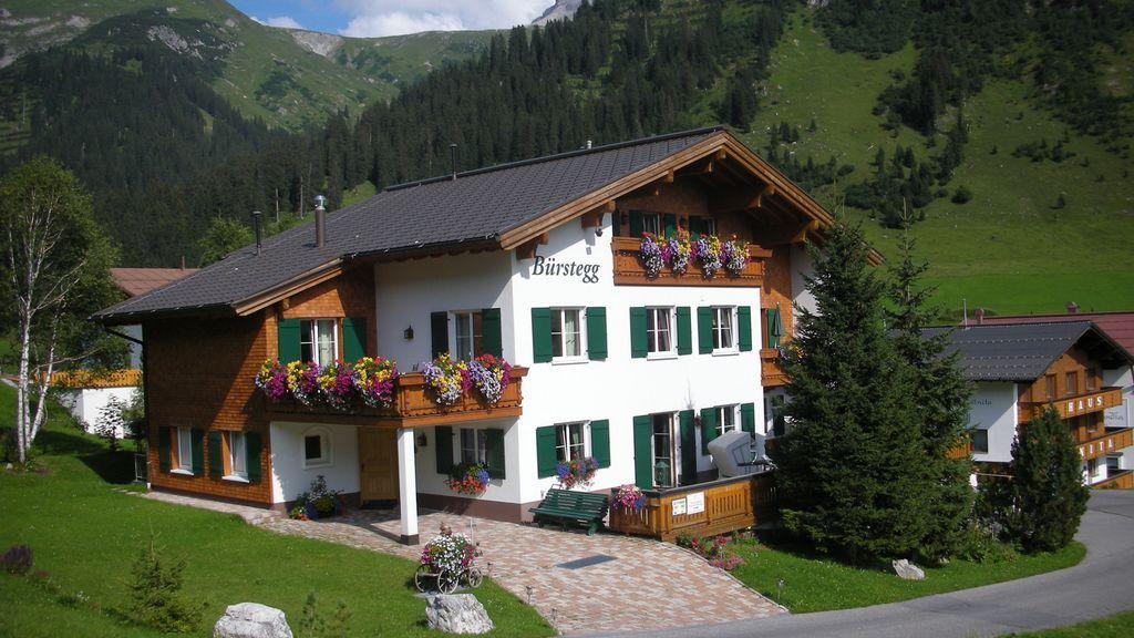 null - BUERSTEGG Lech am Arlberg