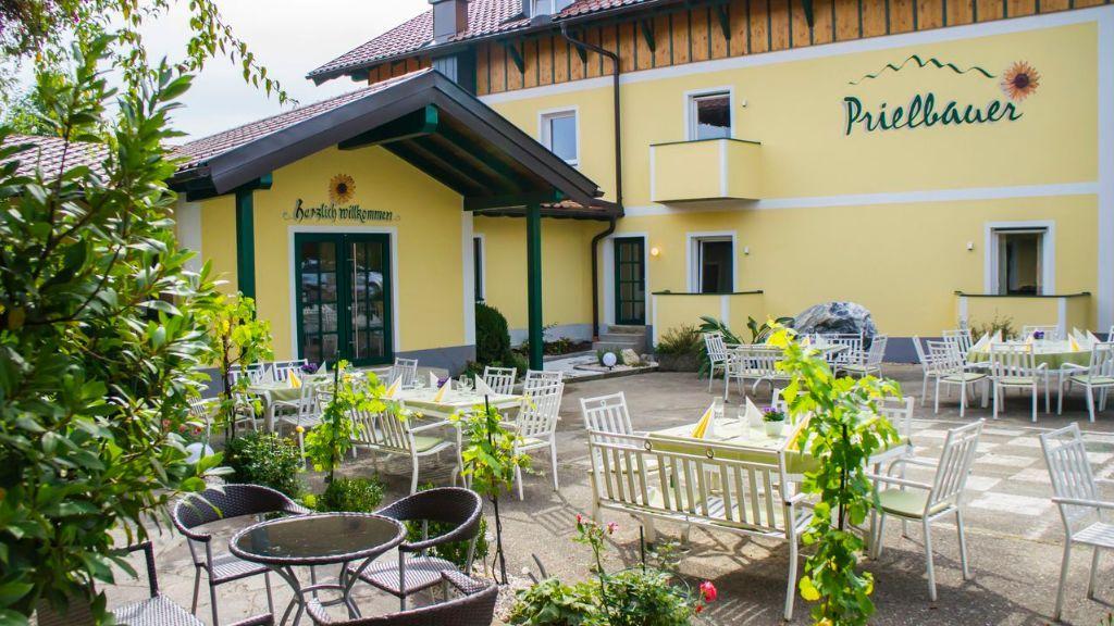Hotel Prielbauer Tiefgraben am Mondsee