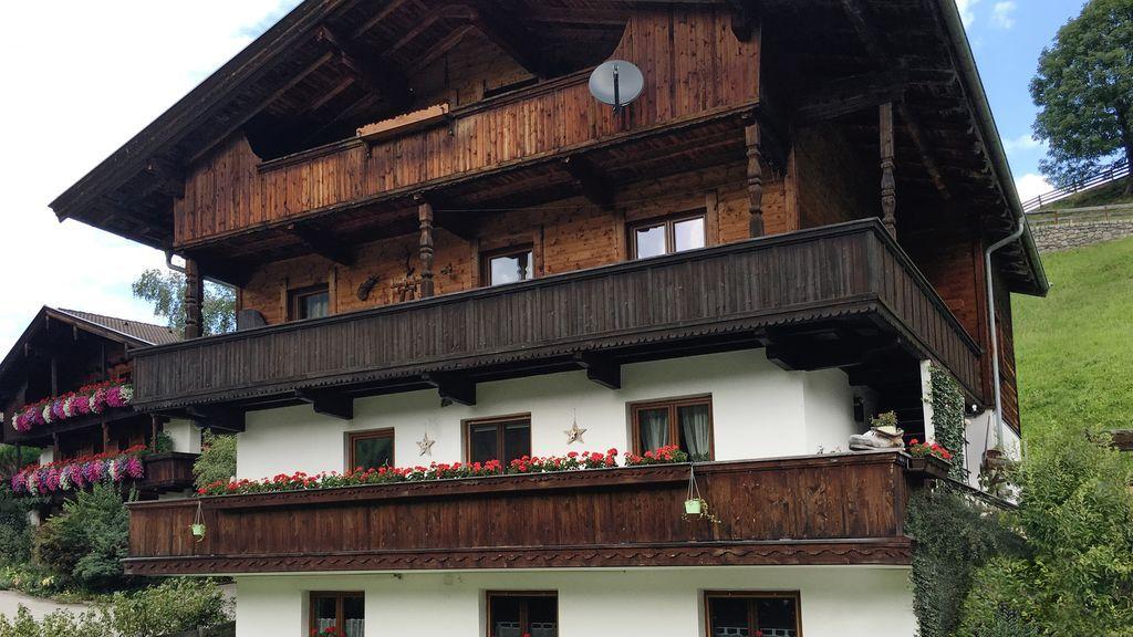 Apartment Dachgeschoss - Apartment Sagtaler Spitze Alpbach Alpbach