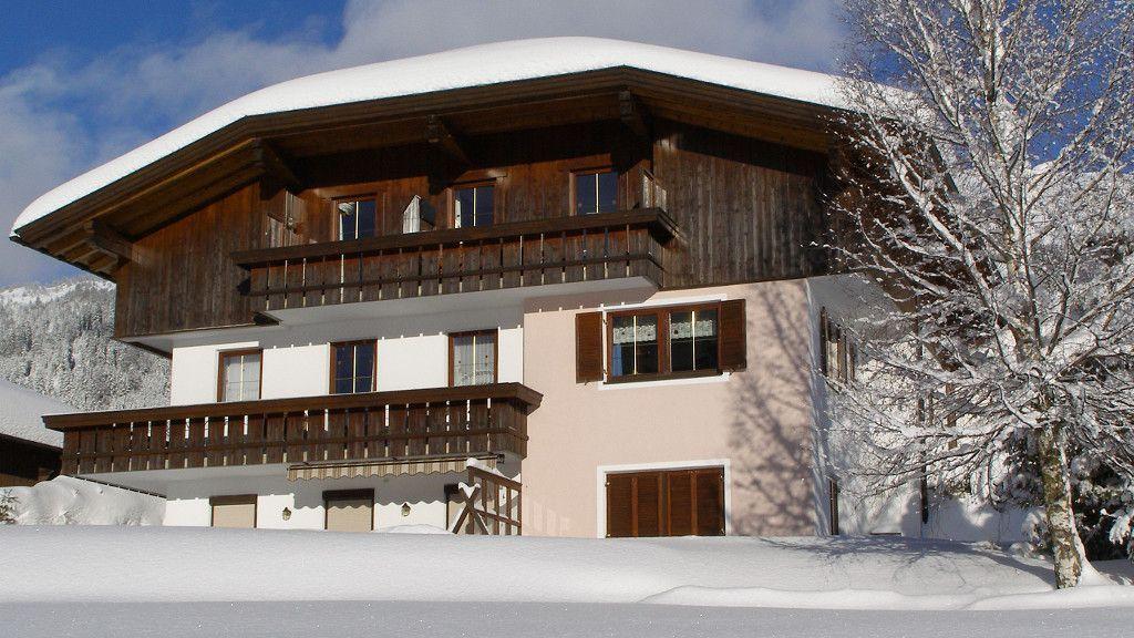 Landhaus Lugger - Winteransicht