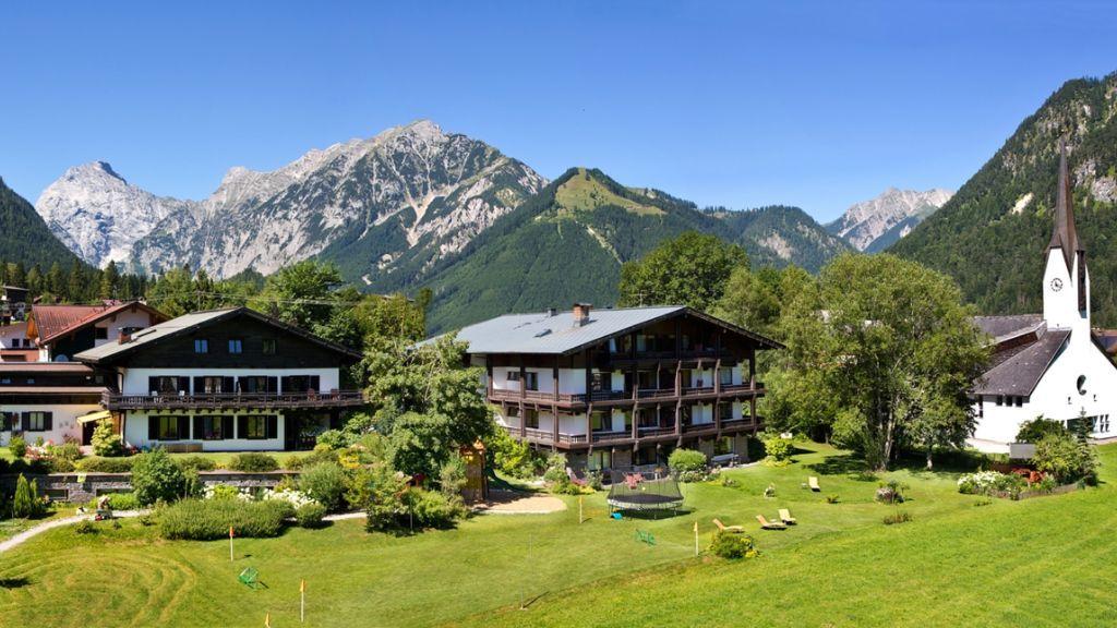 Hotel Garni Leithner & Appartements Leithner - Hotel Garni Leithner Pertisau am Achensee