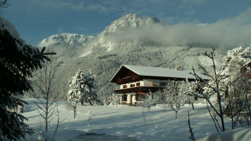 Pension 2 Winter - Pension Christoph Kramsach
