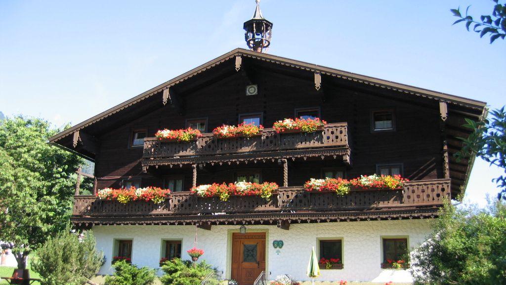 Zittrauerhof - Bauernhaus - Ferienbauernhof mit Maerchenkulisse - Zittrauerhof Bad Hofgastein