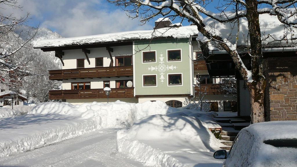 Appartementhaus Pillersee WINTER - Appartementhaus Pillersee St. Ulrich am Pillersee