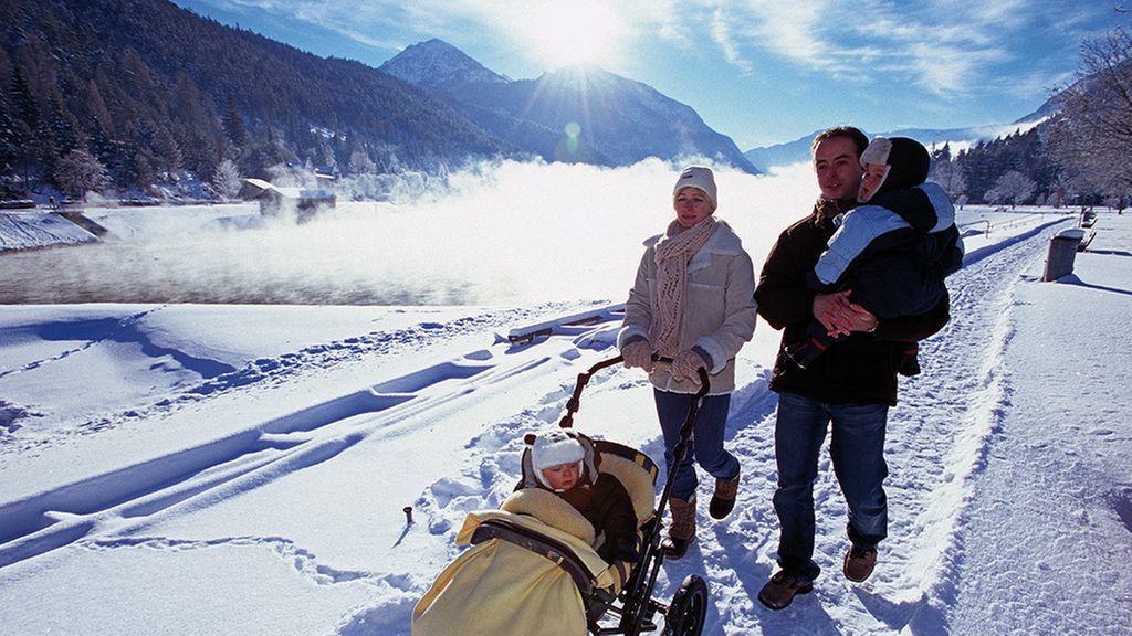 Karwendel Camping Maurach am Achensee