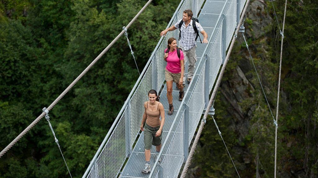 einmalige Wandermomente - © Tourismusverband Paznaun – Ischgl