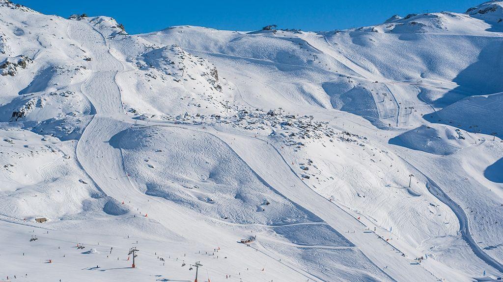 unzählige Pistenkilometer - © Tourismusverband Paznaun – Ischgl