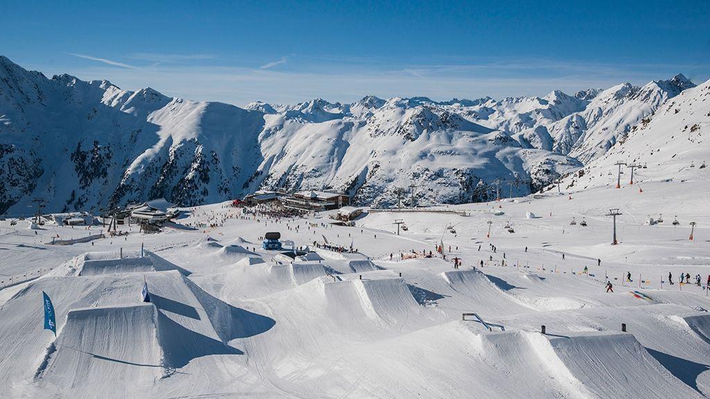 Ischgl Skipanorama - © Tourismusverband Paznaun – Ischgl