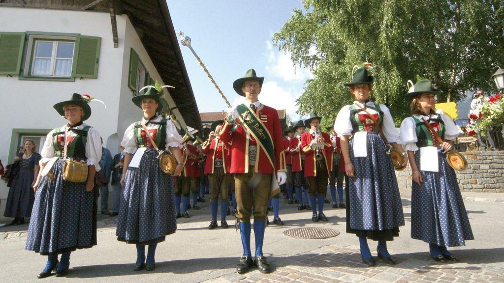 Musikkapelle Mutters - Foto: Innsbruck Tourismus