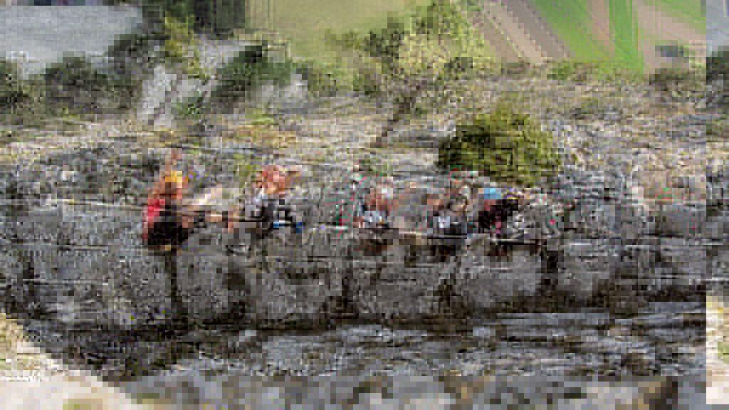 Klettersteigtouren stehen Ihnen in Nassereith zur Verfügung. - Nassereith Tirol