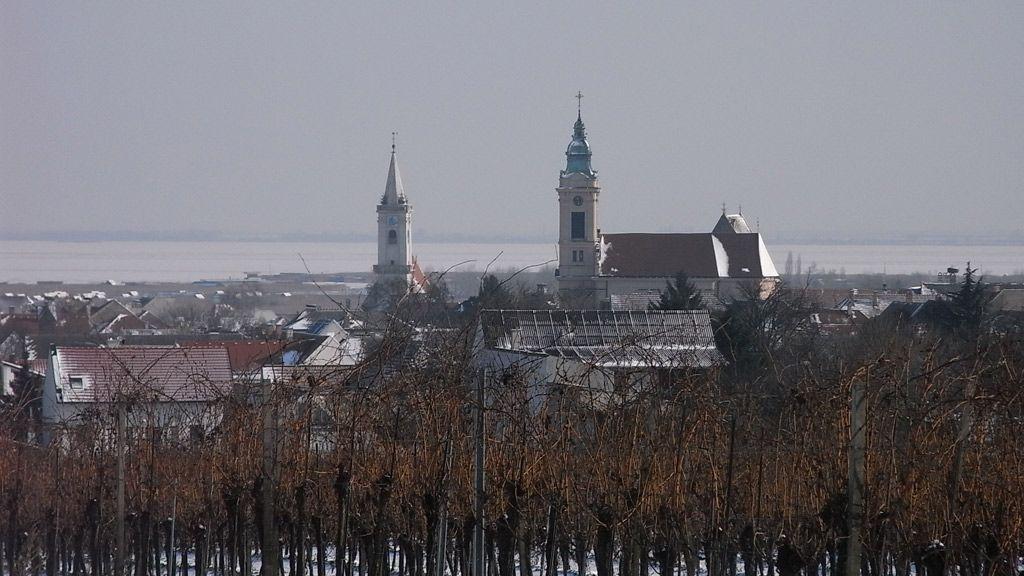 Rust Neusiedlersee Winter