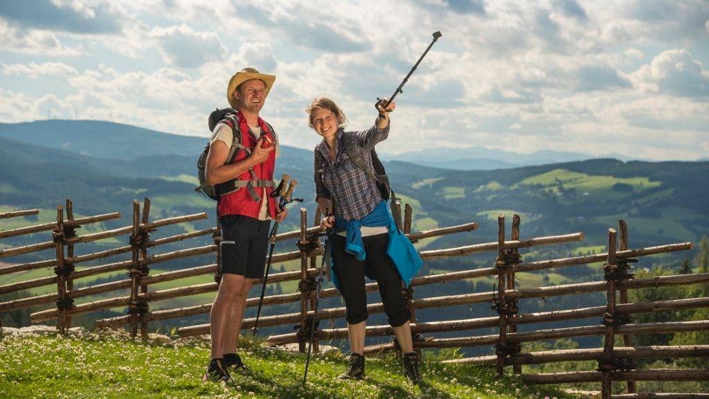 Wandern in der Region Joglland - Waldheimat (C) TRV Oststeiermark, Bernhard Bergmann
