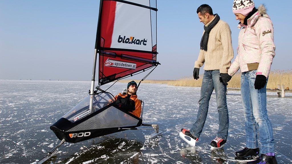 Wintersport am Eis - Foto: NTG/steve.haider.com