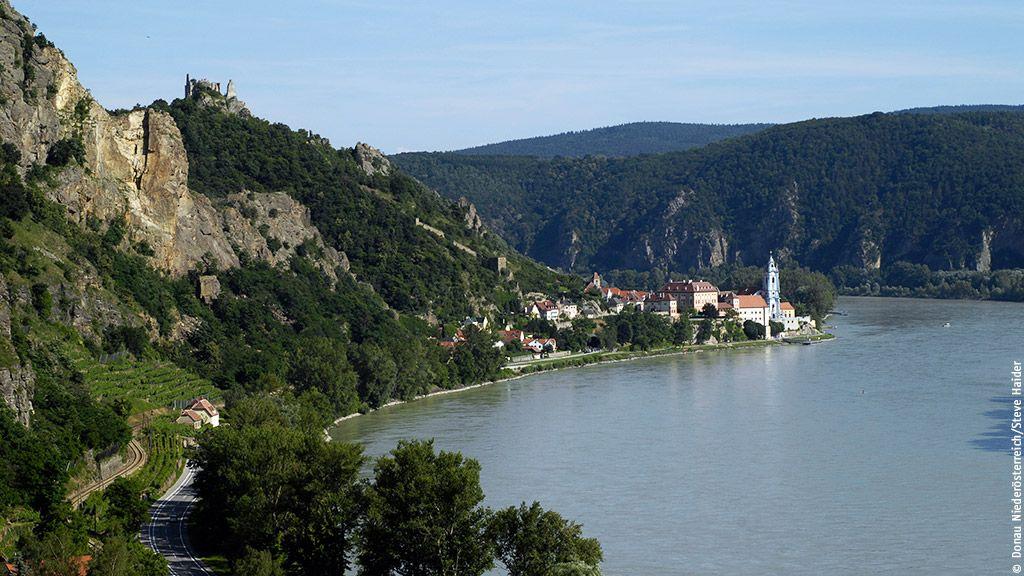 Dürnstein - Wachau-Nibelungengau-Kremstal Niederoesterreich