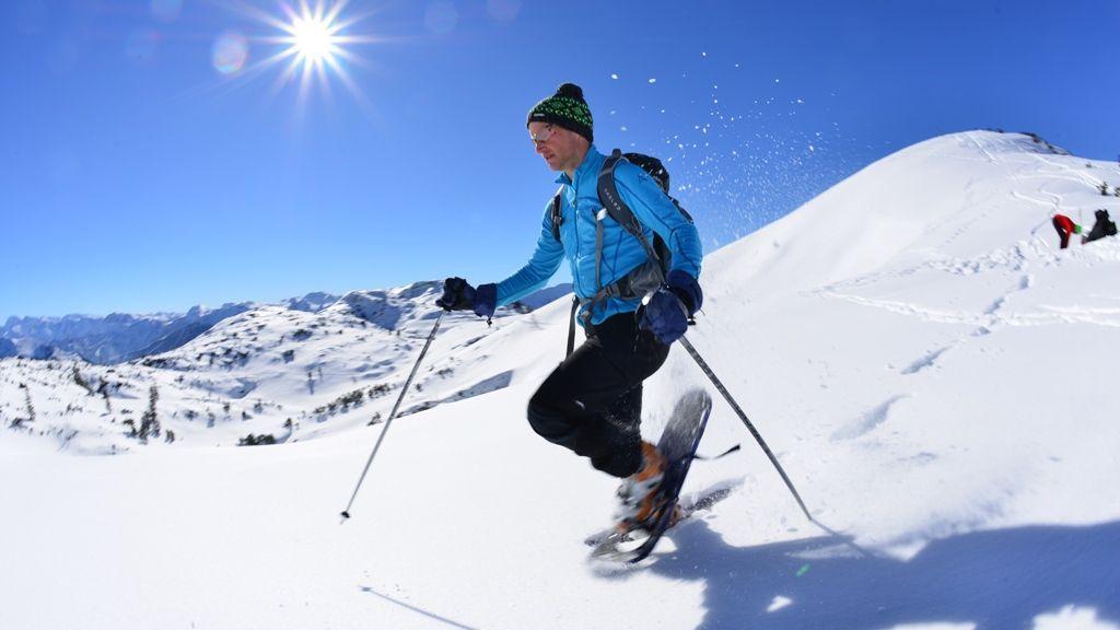 Schneeschuhwanderung - Foto: OÖ Tourismus