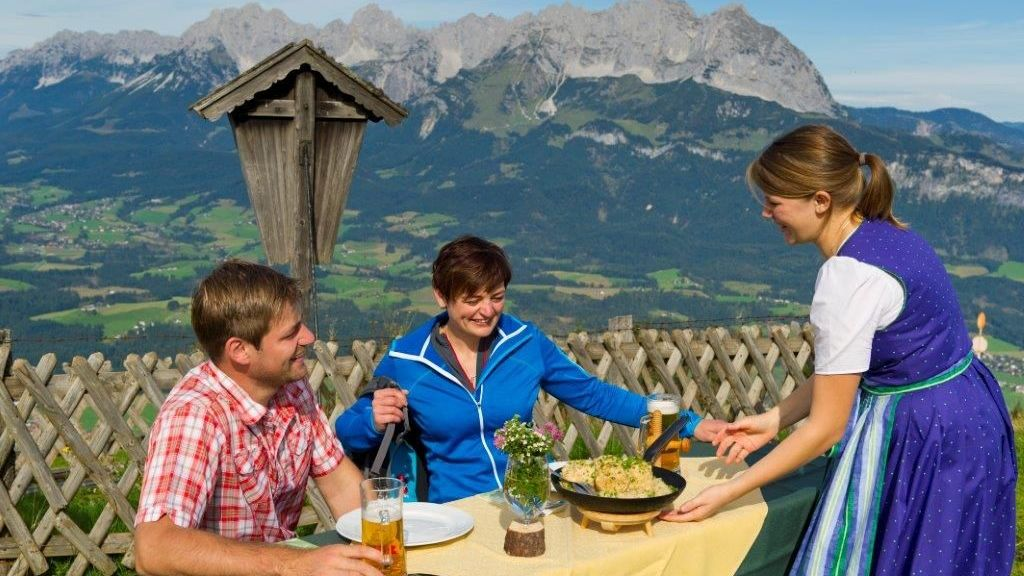 Alpi di Kitzbuehel St. Johann in Tirolo Tirol