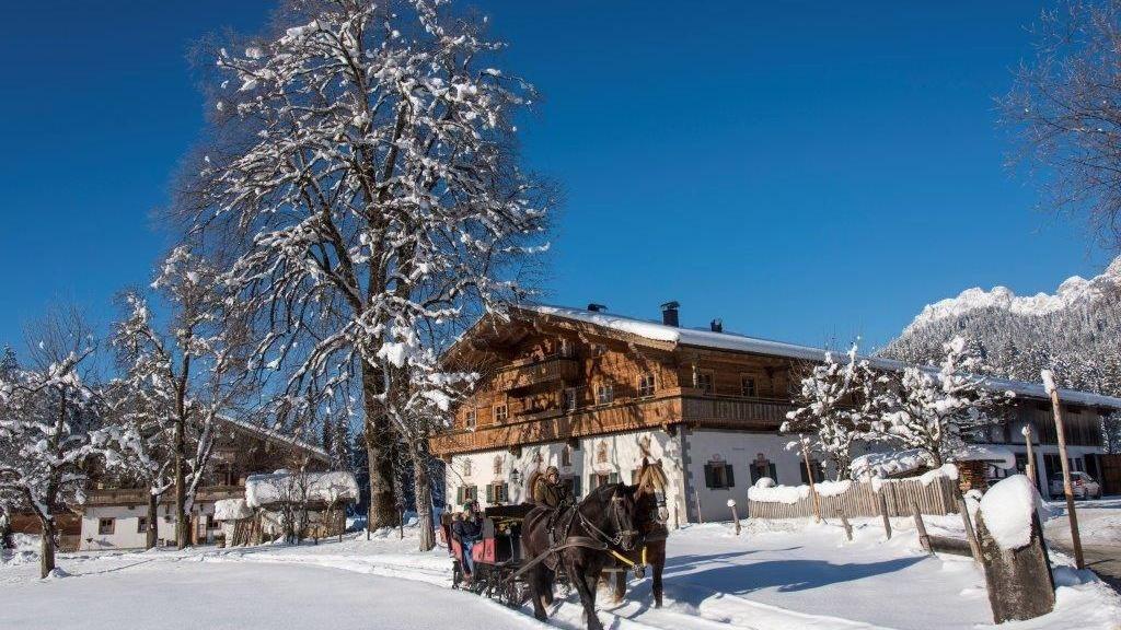 Kitzbueheler Alpen St. Johann in Tirol Tirol