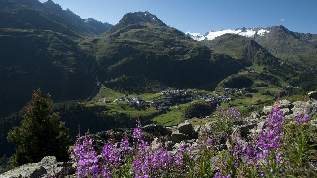 Obergurgl-Hochgurgl © Ötztal Tourismus/Matthias Burtscher - Obergurgl-Hochgurgl Tirol